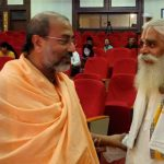 Lord is there, where there is bhakti