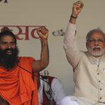 Modi should impose 'nationwide ban' on cow slaughter: Ramdev