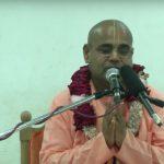 Disappearance of Sri Srimad Gaura Krishna Das Goswami