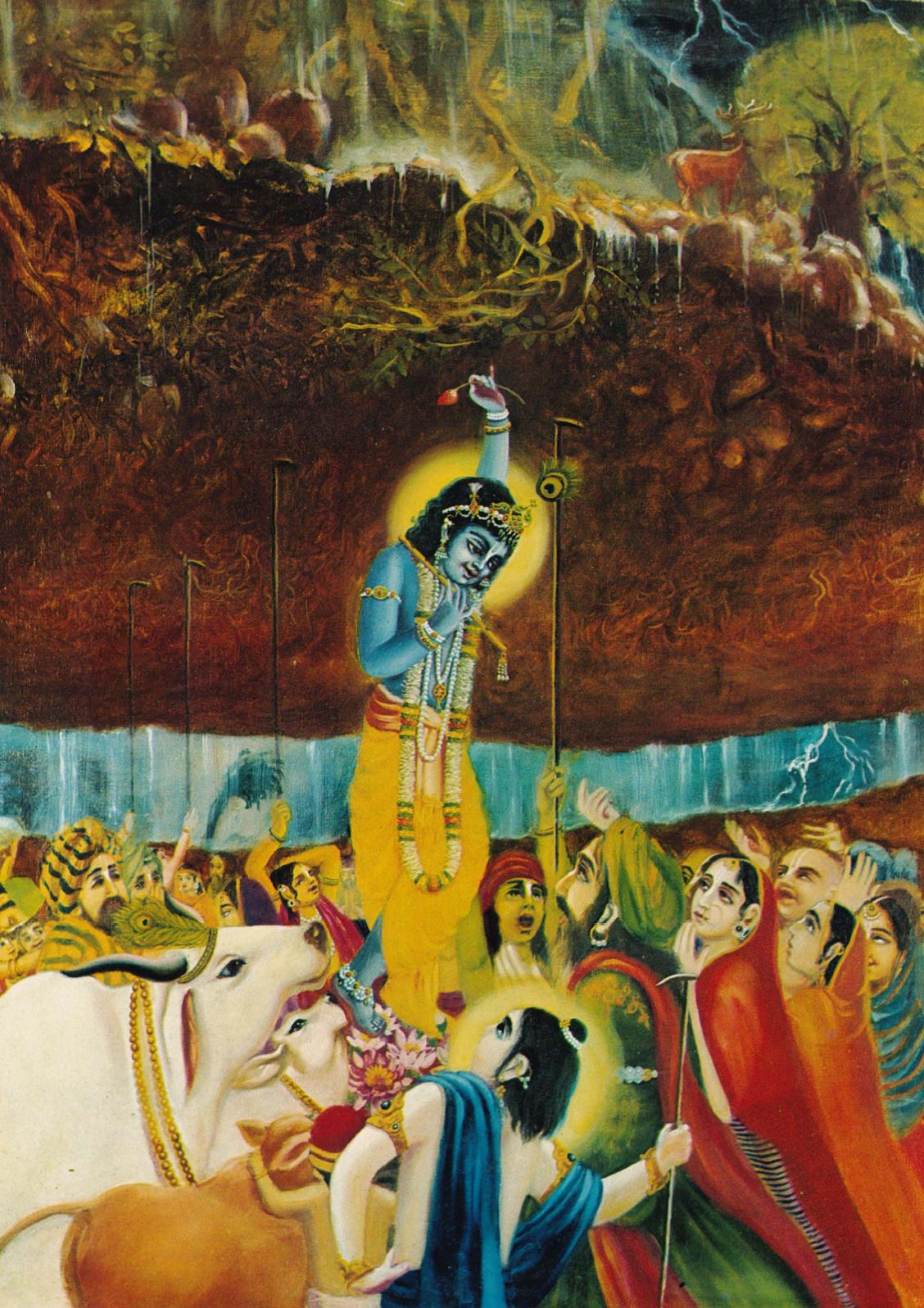 krsna-lifting-govardhan-hill1