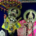 Shri Radha Shyamsundar's Vaman lila vesh