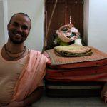 Srila B.H. Bon Maharaja's Suitcase