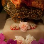 Subala Vesa and the Vision of Radha's Lotus Feet