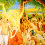 When Sri Mahaprabhu brought back the dead boy to life