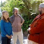 Raman Reti Das and his wife, two active protectors of Bhumi Mata in Europe