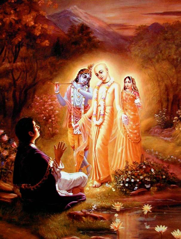 Chaitanya-Mahaprabhu-as-Radha-Krishna