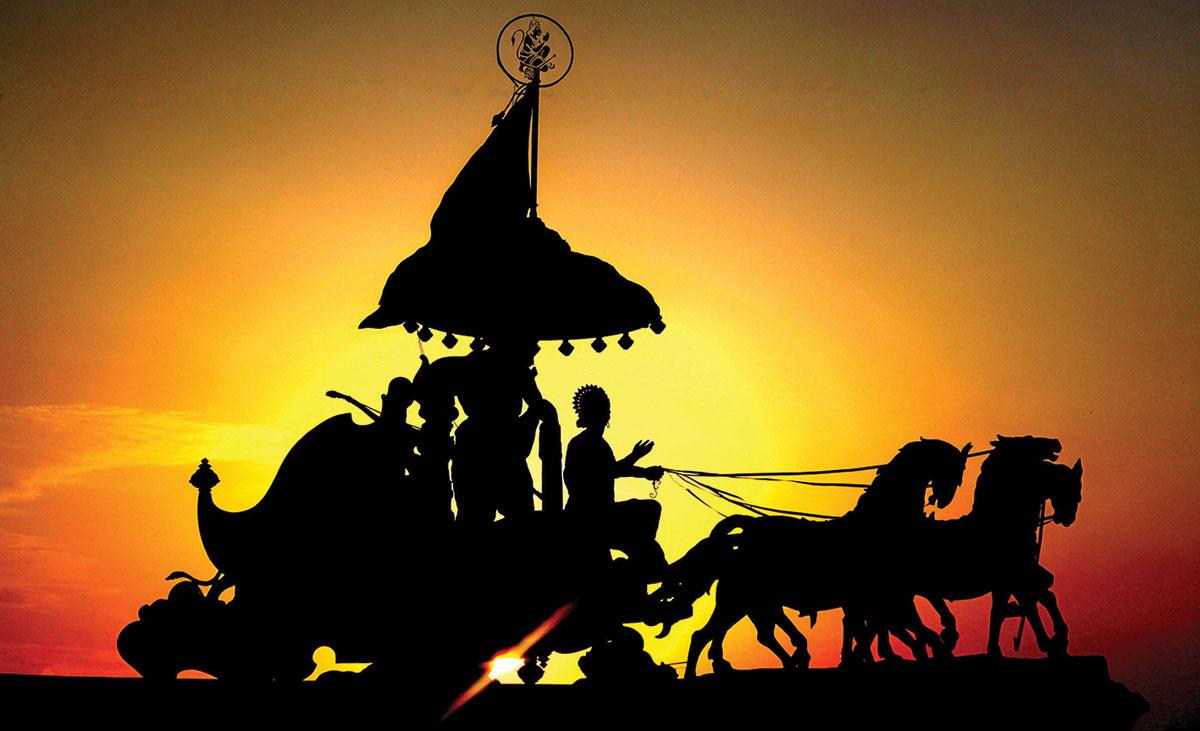 arjuna_s_chariot_at_kurukshetra
