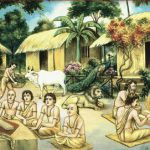 Vedic civilization means exchange of love