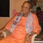 Radha Damodar Sevait Nirmal Chandra Goswami enters nitya lila