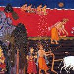 The Birth of Sita Devi