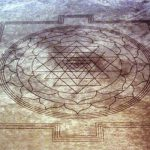 13 Mile Long Crop Circle-like Formation (Sri Yantra) in Oregon