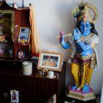 Blue Krishna