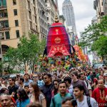 NYC's 5th Avenue Parade Launches ISKCON's 50th Anniversary