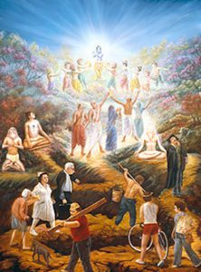 Material-Spiritual-World