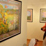 New Bhagavad-gita Exhibit Opens at MOSA Belgium