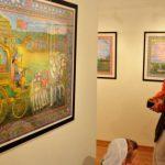 New Bhagavad-gita Exhibit Opens at MOSA Belgium