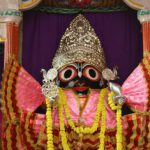 And Lord Jagannath went with Srila Jagadish Pandit
