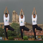 PM Modi, 57 ministers to lead Yoga Day celebrations across India
