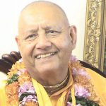 Srila Krishna Das Swami leaves the world