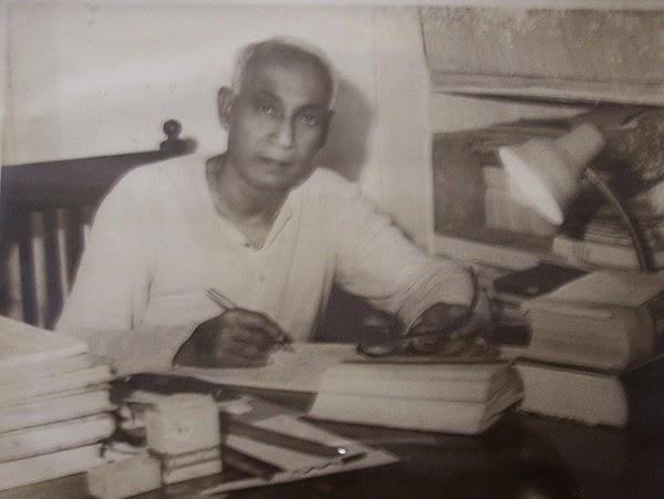 Swami Bon Maharaj - writing