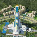 Building 700ft Vrindavan temple: A mix of faiths, expertise and nationalities