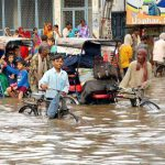 Rainfall breaks 50-year record in Mathura, flood alert sounded