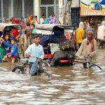 Rainfall breaks 50-year record in Mathura, flood alert sounded