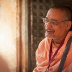 Srila Bhakti Kamal Govinda Maharaj leaves the world