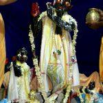Sri Shyamasundar Ji's Janmastami Mahavishek (Vrindavan)