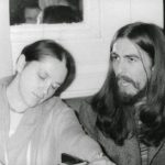 Yamuna devi with George Harrison