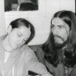 Yamuna devi with George Harrison