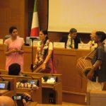 Italian Parliament Hosts ISKCON 50 Conference