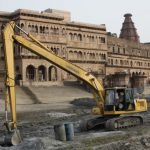 Government's Dream Project is a threat to the dream Vrindavan