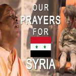 Heartfelt Prayers from India to Syria