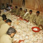 Secret donation boxes of temples flooded with old denomination notes