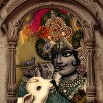 Why now I am not with Krishna