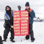 Devotees Make Historic Voyage to Antarctica