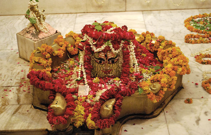 The temple of Gopeshwar Mahadev: One of the Must-See Places in Vrindavan