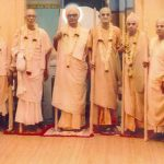 How Srila Vaman Maharaja was appointed Acharya of the Gaudiya Vedanta Samiti