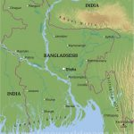 River pollution in Bangladesh