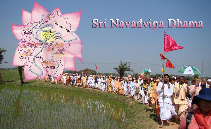 Sri Navadvip dham
