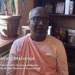 """Q&A with Srila B.V. Bishnu Maharaja: Status of """"Prabhupada"""" title in our sampradaya"""