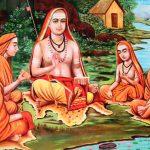 Lord Shiva appeared as Sri Shankaracarya