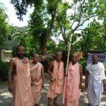 New Sannyasi: Sripad Bhakti Niloy Parbat Maharaj