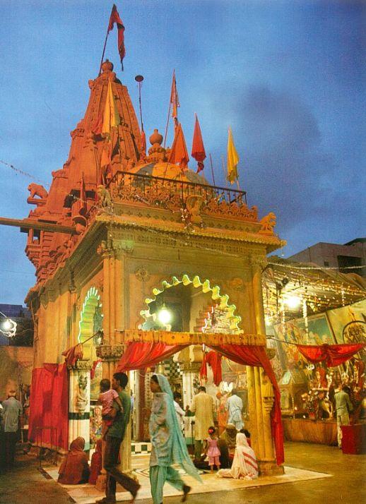 1500 Year Old Panchmukhi Hanuman Mandir In Karachi