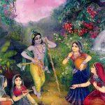 Srila BV Swami Prabhupada and Govardhana!