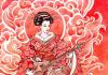 benzaiten saraswati japan