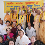 Report: WVA-VVRS meeting in Vrindavan 2018 (5th November)